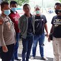 Pria Gangguan Jiwa Merusak Motor Milik Warga Desa Bantarbarang