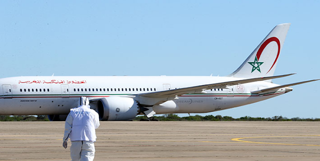 كوفيد -19: استئناف الرحلات في مطار كلميم
