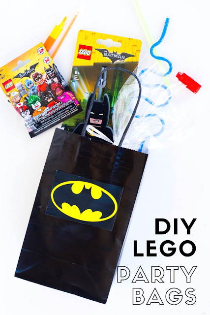 lego batman goodie bags
