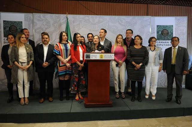 Agenda Legislativa del PRD en último periodo de la LXIV Legislatura impulsará reforma fiscal progresiva y desarrollo económico