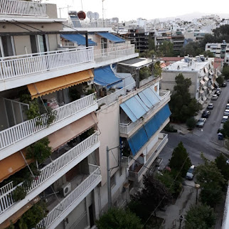 On sale: 2 bedroom Pangrati (Athens, Greece) 4th floor penthouse
