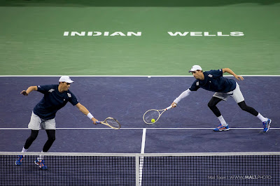 Rankings movers of the week: Bryan brothers (down)