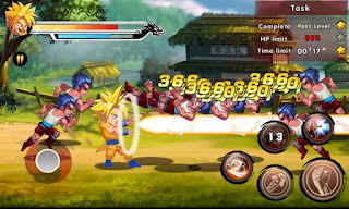 Dragon Legends Street Combo Champion MOD Apk [LAST VERSION] - Free Download Android Game