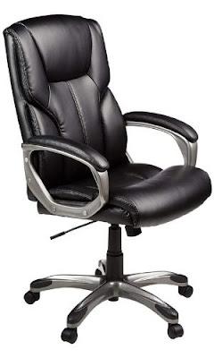AmazonBasics-High-Back-executive-swivel-chair