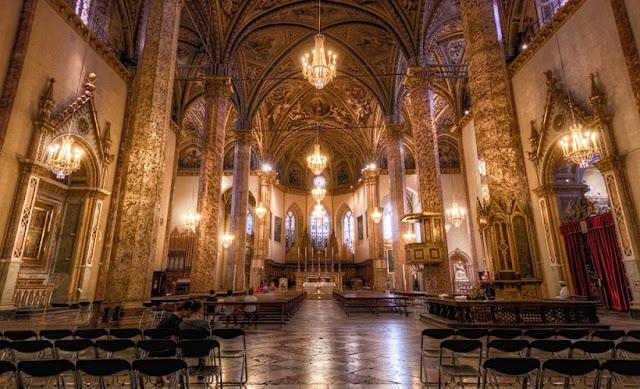Catedral de Perúgia