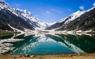 Saif-ul-Malook Lake