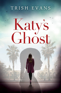 Book Review and GIVEAWAY: Katy's Ghost, by Trish Evans {ends 11/12}