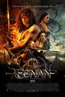 Assistir Conan: O Bárbaro Dublado Online Grátis