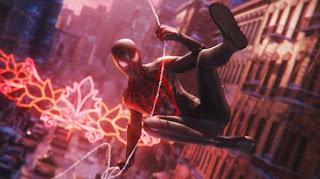 Marvel's Spider-Man: Miles Morales Presents 4K60fps Mode
