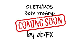 Olethros Beta Preamp Pedal