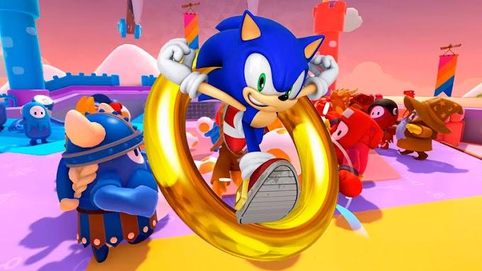 Sonic llegará a Fall Guys