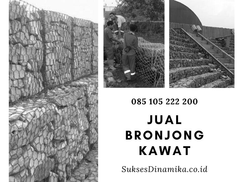 Toko Kawat Bronjong Produksi Tangan Bojonegoro,bronjong kawat pabrikasi manual jual harga murah pabrik