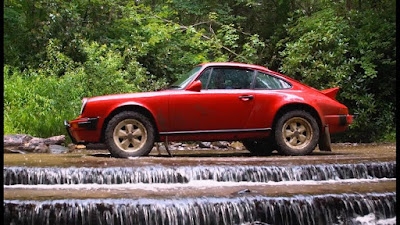 Off-Roading In Porsche 911 Looks Like Stuff Petrolhead Dreams Are Made Of