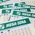 Mega-Sena, concurso 2.004: três apostas dividem R$ 12 milhões