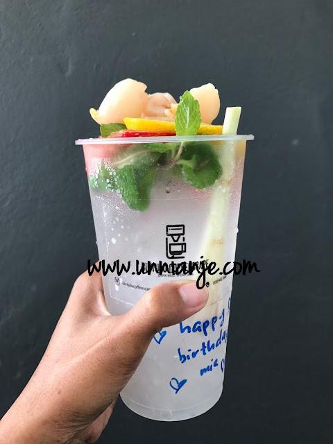 Resepi Soda Herbs Minuman kesihatan  Berbuka Puasa