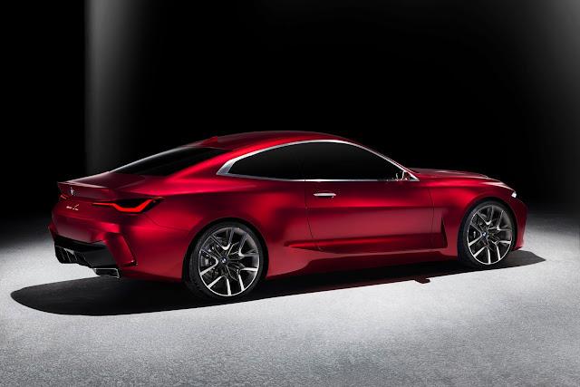 BMW Concept 4 side