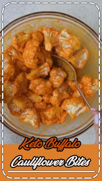 Keto Buffalo Cauliflower Bites Recipe– easy to make, Light, tasty and a much healthier version of the classic Buffalo Wings. This Vegetarian dish is insanely delicious and is a perfect snack or appetizer for a group to enjoy.