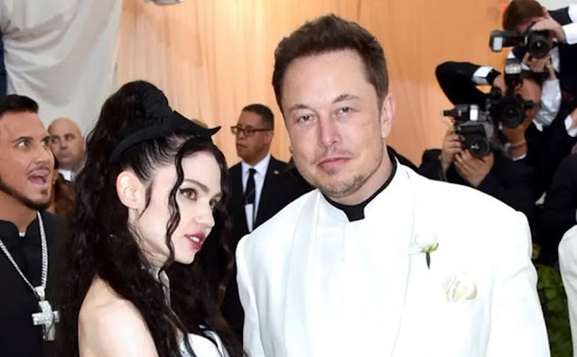 Elon Musk broke up with his girlfriend, officially single and a lot of money