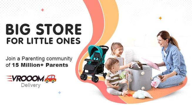 كوبونات FirstCry الامارات على كل صفقات الطفل الازياء والاحذيه والعربات والمزيد