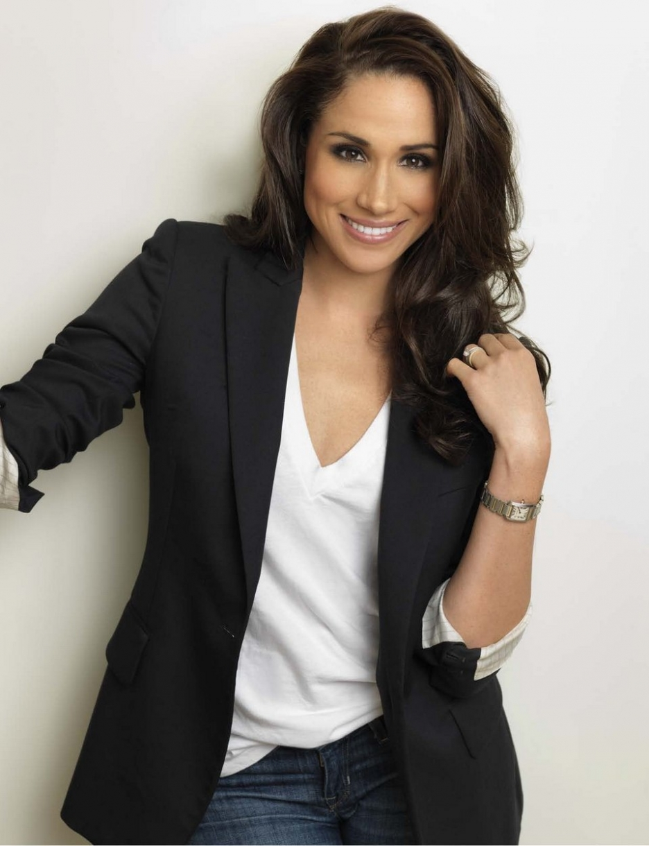 Meghan markle biography - Meghan Markle Pictures