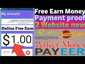 Watch Ads And Earn Money Instant & Simple Free 2 website Legit With payment Proof Worldwide