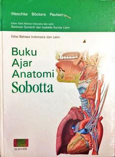 BUKU AJAR ANATOMI SOBOTTA (ED. BAHASA INDONESIA DAN LATIN) [HC]