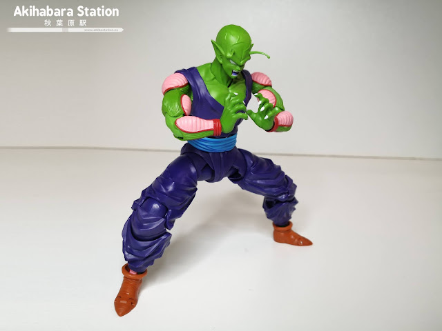 Review del S.H.Figuarts PICCOLO - The Proud Namekian - y SON GOHAN - Kid Era - Dragon Ball Z - Tamashii Nations