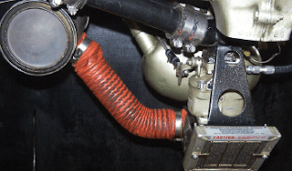 Aircraft Reciprocating Engine Carburetor Induction System