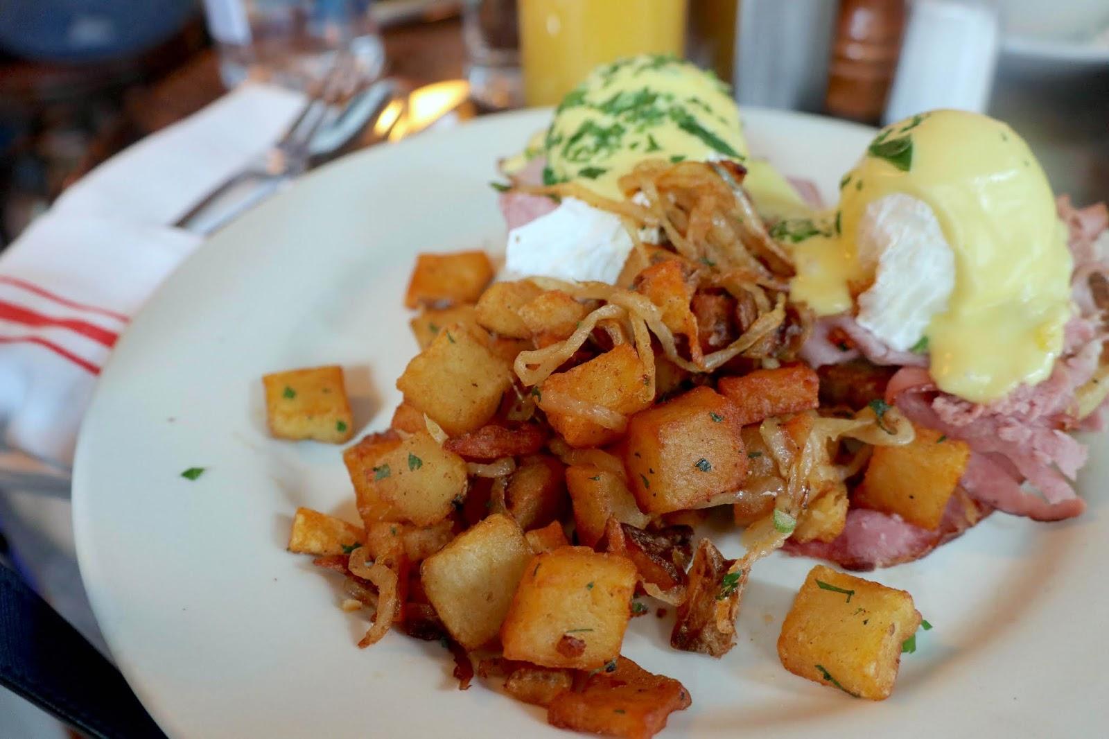 the smith new york brunch eggs benedict best