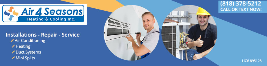 Air Conditioning, Heating and Duct Systems in Northridge, CA