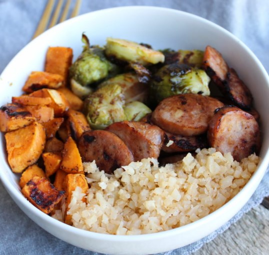 Low Carb Buddha Bowls #diet #healthy