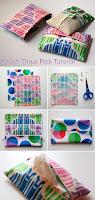 Pocket Tissue Pack Tutorial