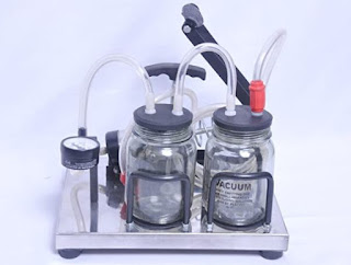 RK Manual suction
