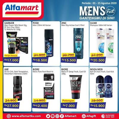 #Promosi247 #Alfamart - #Promo Katalog Mens Gantengmu DISINI (01 - 15 Agustus 2020)