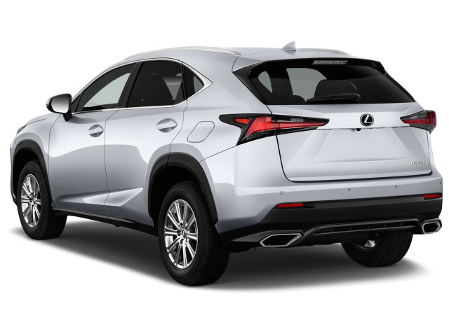 2020 Lexus NX Review