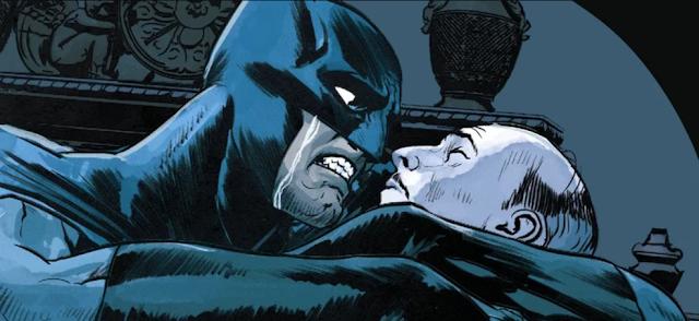 DOSSIÊ BATMAN: ALFRED PENNYWORTH, mortes, e vilanismo - parte 1