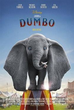Dumbo, torna l'elefantino più amato di sempre in un film live action di Tim Burton.