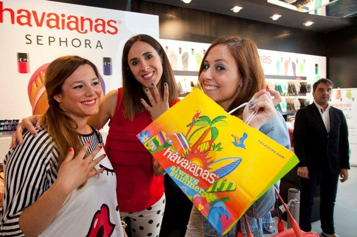 Havainas y Sephora
