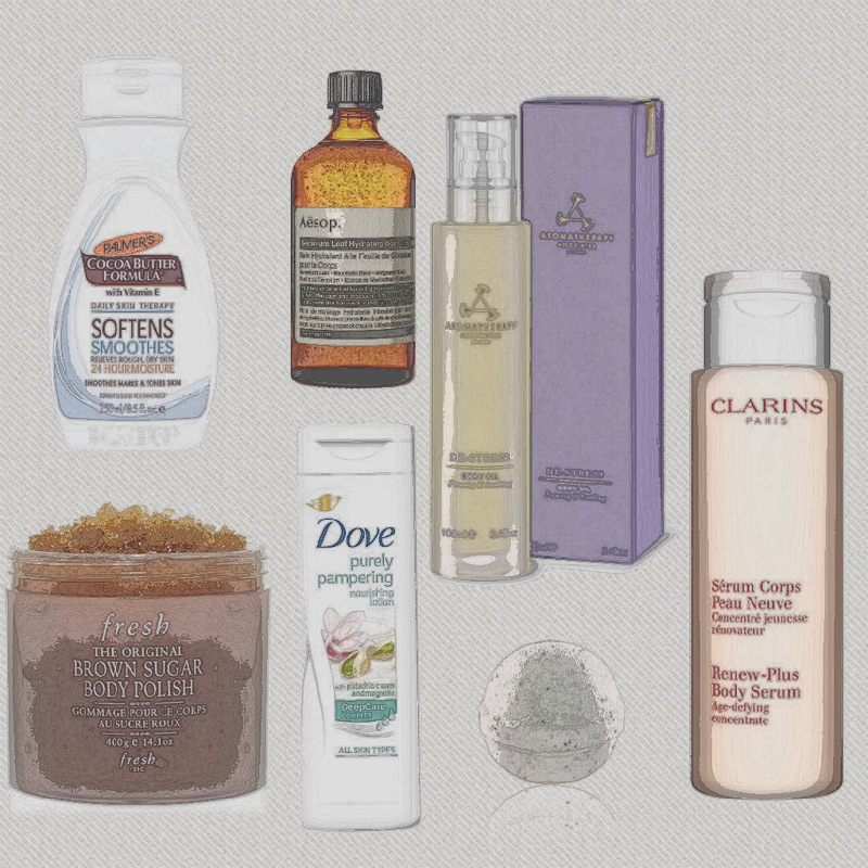 Top Products for Dry Winter Skin