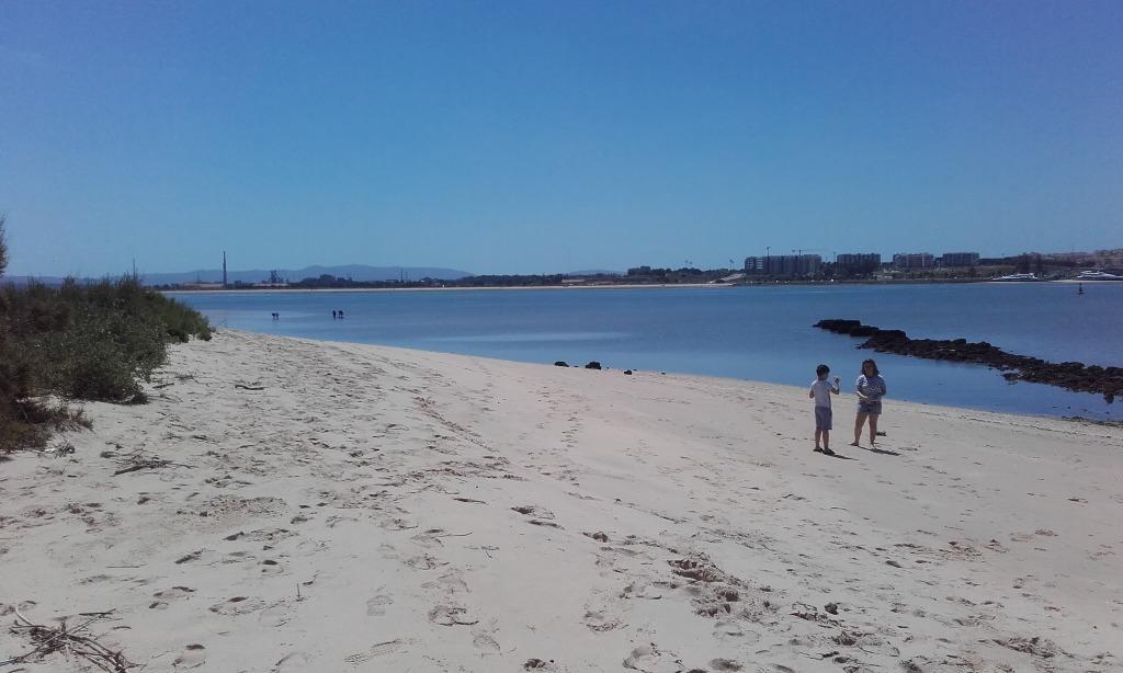 Praia Fluvial do Bico do Mexilhoeiro