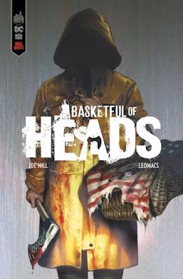 Basketful of heads comics BD CINEBLOGYWOOD