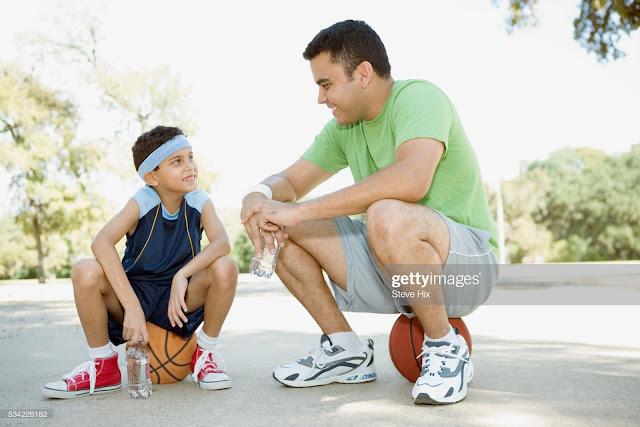 Εκπαιδευμένος γονέας στον αθλητισμό