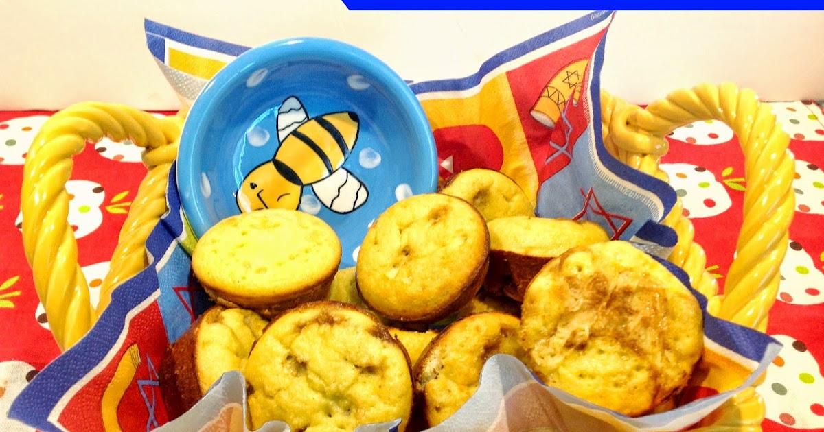 Golden Apple Honey Cake Recipe