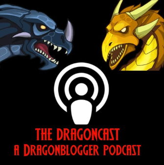 The Dragoncast Podcast Logo