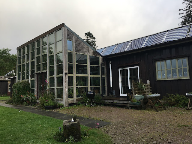EcoYoga Scotland - Inverliever Lodge