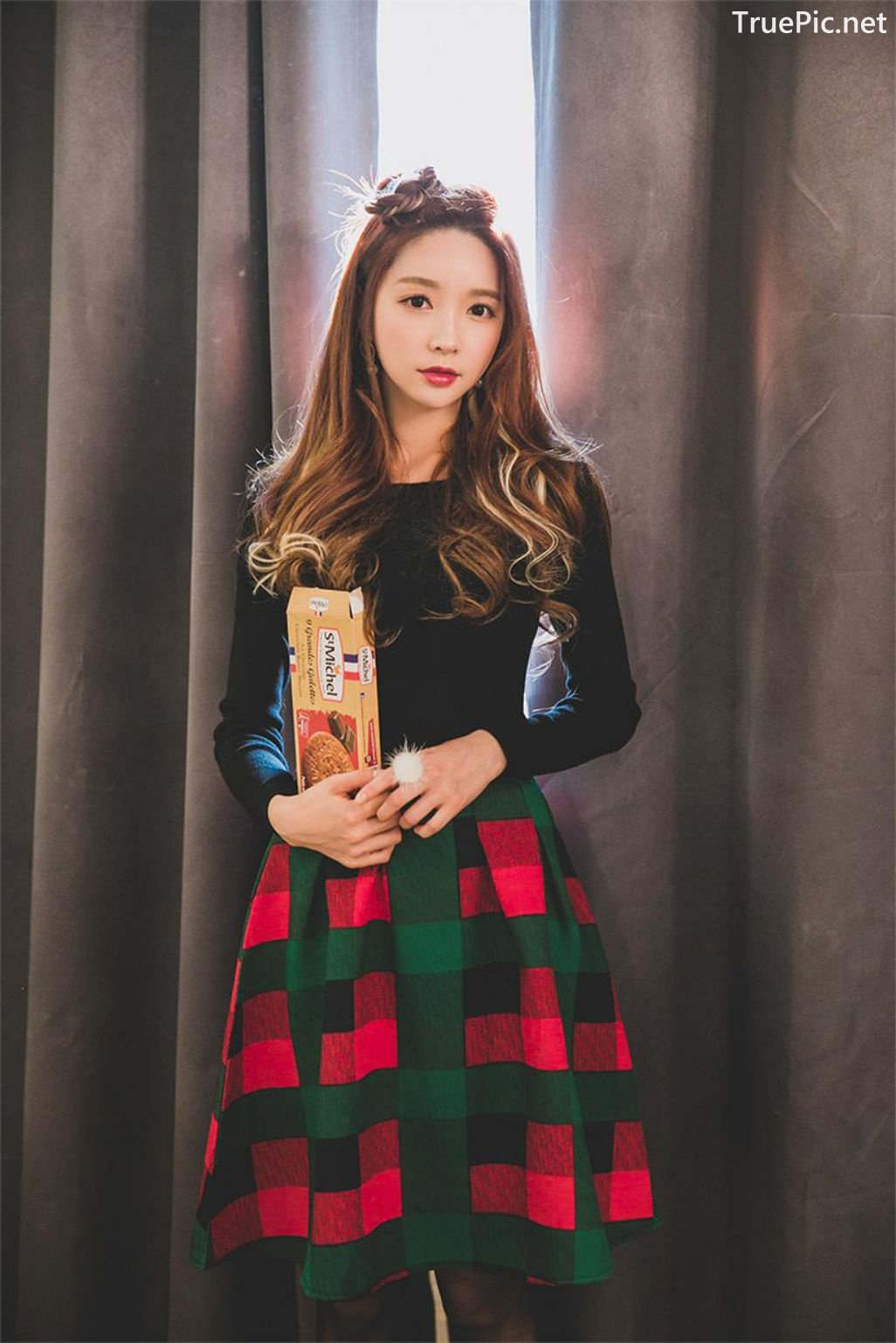 Image Korean Beautiful Model - Park Soo Yeon - Fashion Photography - TruePic.net - Picture-3