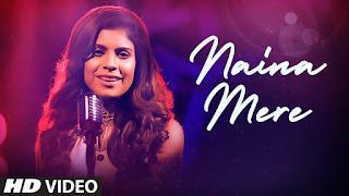 Naina Mere Lyrics  Suchetana Sinha  Susmita Basu