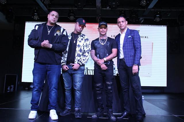 Diamond La Mafia & The Bit Narcos, productores.