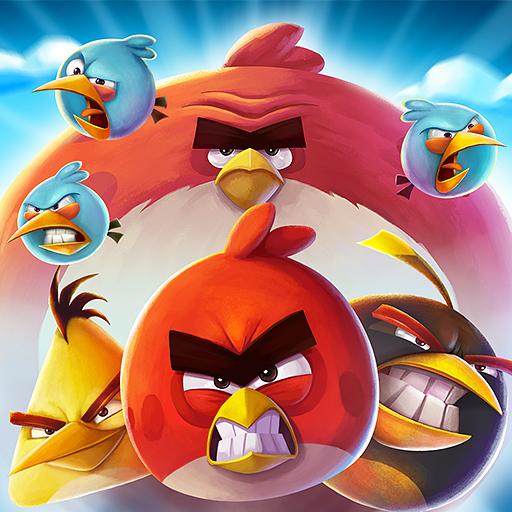 تحميل لعبه Angry Birds v2.21.1 مهكرة وجاهزه للجوال
