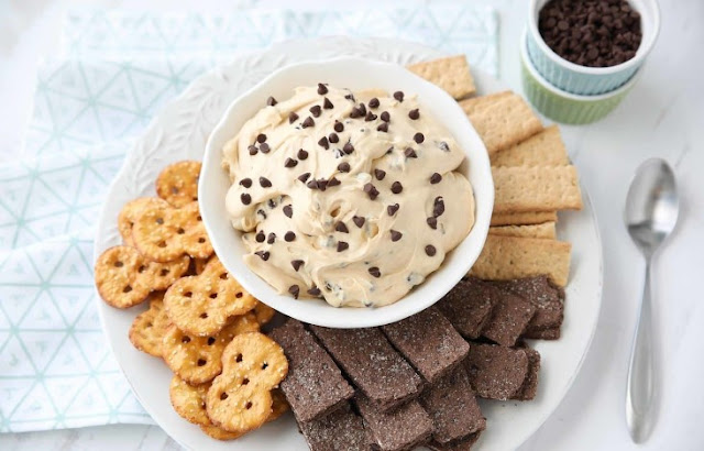 Buckeye Dip #desserts #party